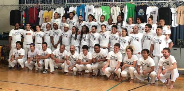 Intercâmbio Intercultural Educacional e Esportivo Iê! 2019 Capoeira Portal Capoeira