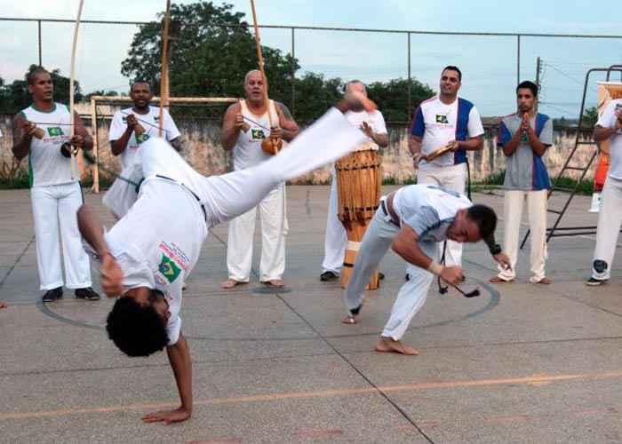Capoeiristas de todo o mundo se reúnem em Brasília Eventos - Agenda Portal Capoeira