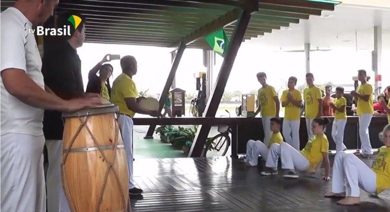 Portal Capoeira Projeto oferece aulas gratuitas de capoeira para crianças de Maracajá Cidadania