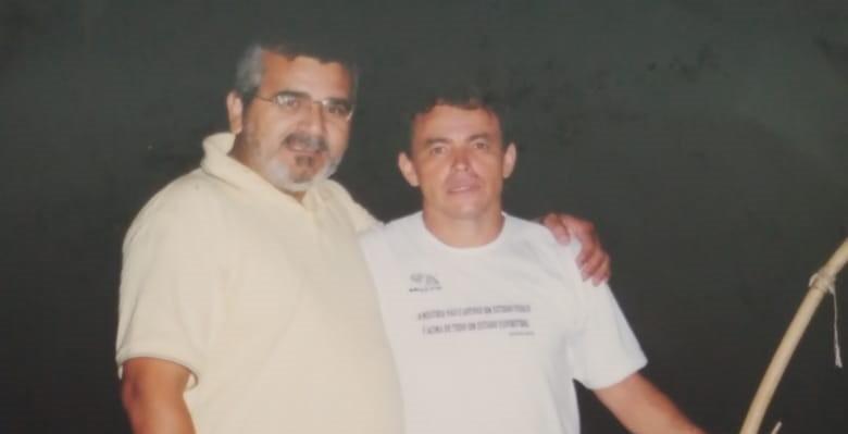 Nota de Falecimento: Mestre Cordeiro Notícias - Atualidades Portal Capoeira 1