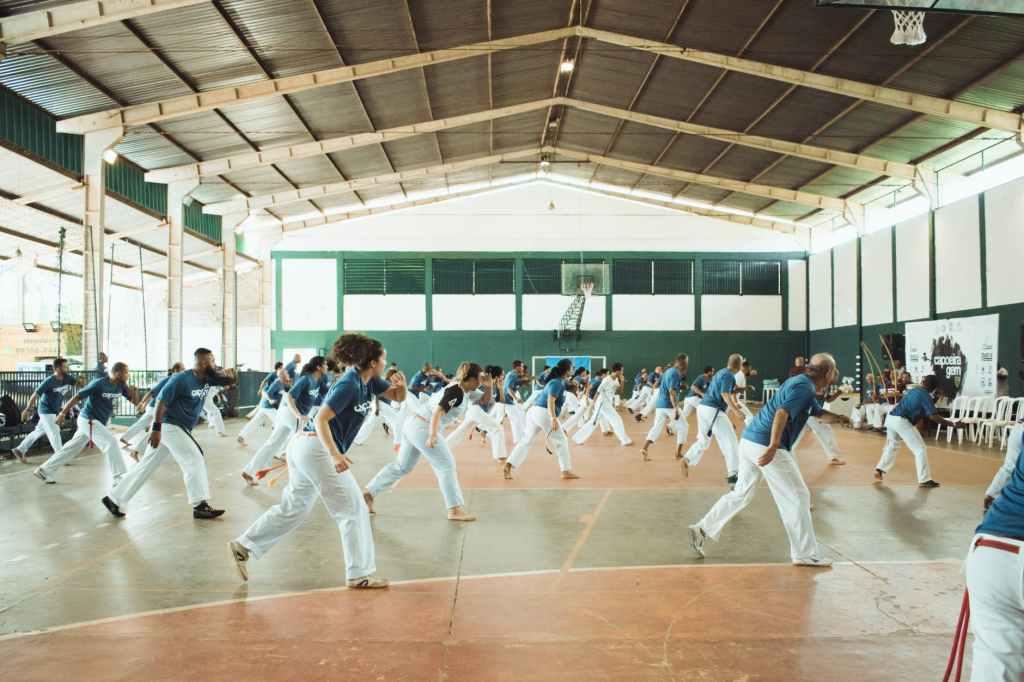 Portal Capoeira O papel da capoeira na educação Capoeira Cidadania