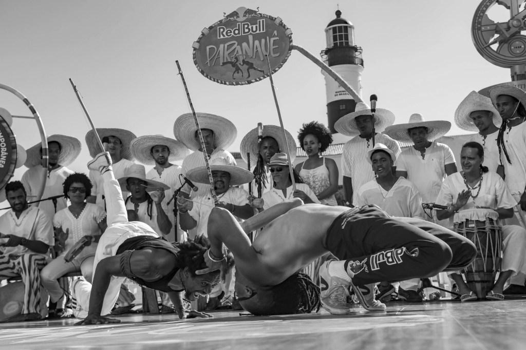 Apelidos na Capoeira