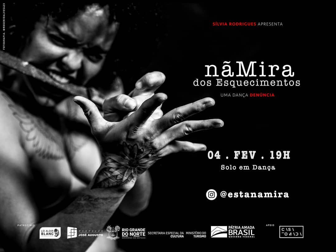 nãMira dos Esquecimentos - UMA DANÇA DENUNCIA Capoeira Portal Capoeira