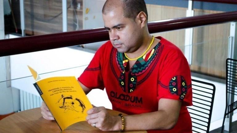 Portal Capoeira Santos: Jornalista lança livro sobre identidade e memória da capoeira no Rio de Janeiro Capoeira