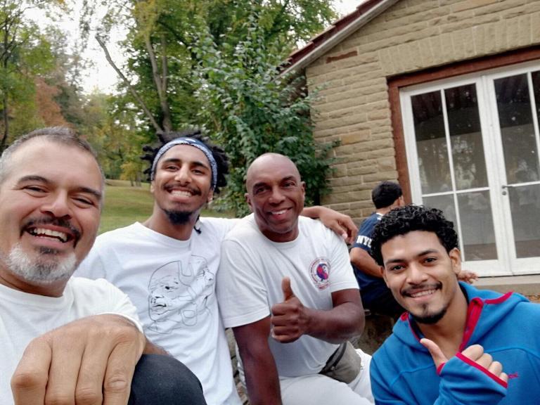 Portal Capoeira Nota de Falecimento: Mestre Paulão - QLC Capoeira