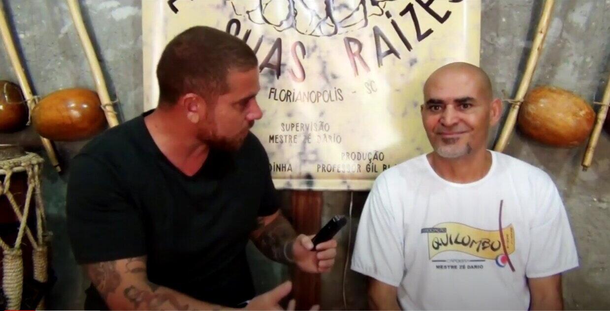 Grito Marcial – Arte Marcial em Foco & Portal Capoeira