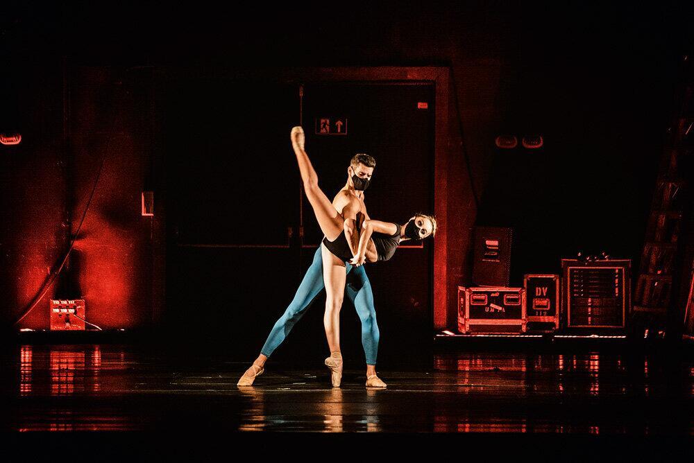 Trans Point – The Arts of Fusion: Espetáculo mescla balé e capoeira
