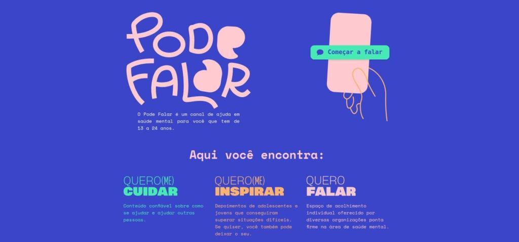 Portal Capoeira Pode Falar: Seu canal de ajuda pra ficar bem Notícias - Atualidades Saúde e Comportamento