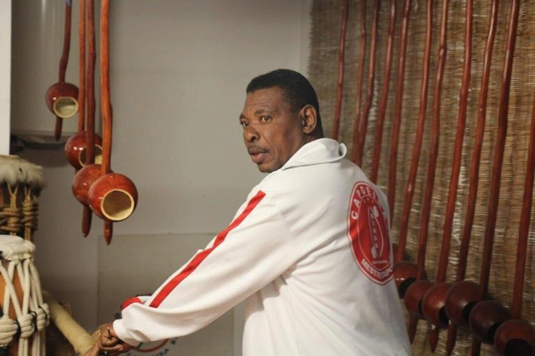Portal Capoeira Seu Bozó Preto o Mestre do Nordeste de Amaralina Notícias - Atualidades