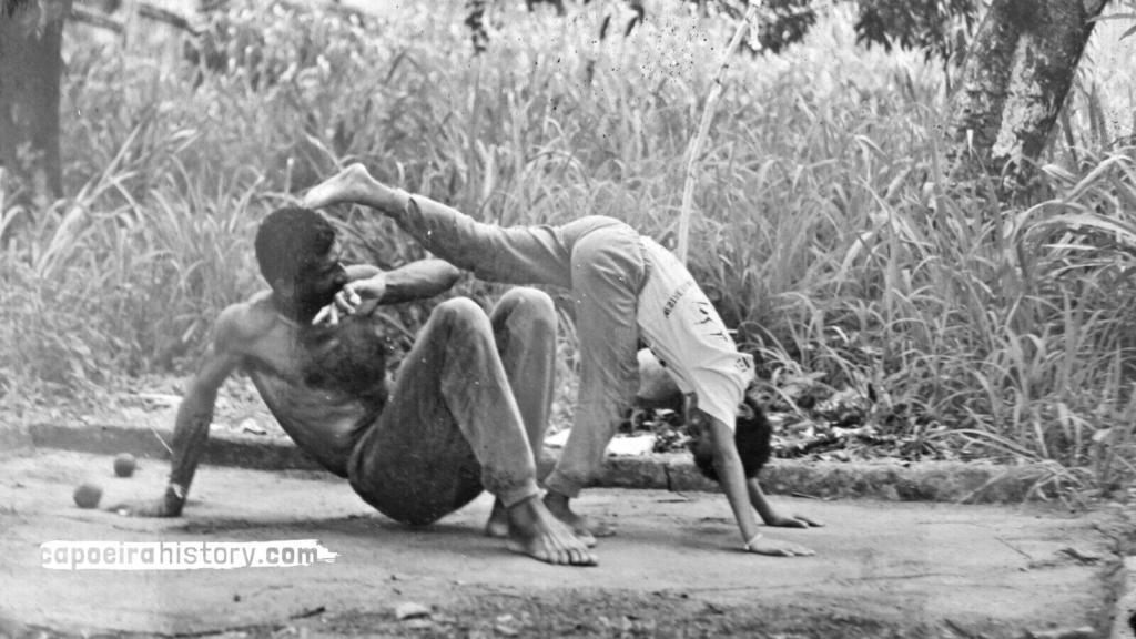 """O projeto """"Capoeira Contemporânea no Rio de Janeiro, 1948-82"""""""