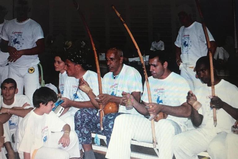 Portal Capoeira Nota de Falecimento: Mestre Bolão - Terreiro Capoeira Notícias - Atualidades