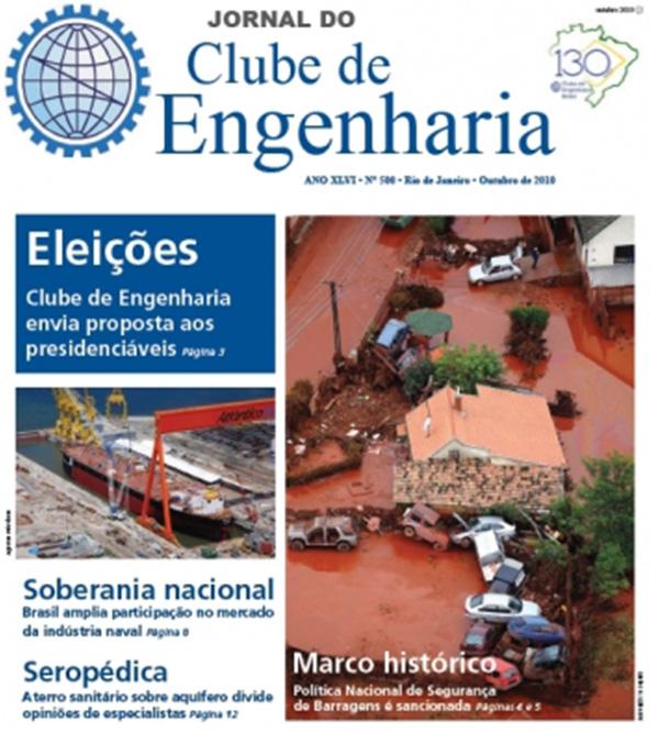 Jornal número 500 - Outubro de 2010
