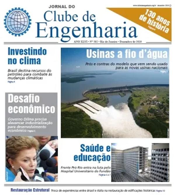Jornal número 502 - Dezembro de 2010