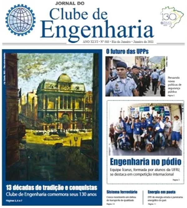 Jornal número 503 - Janeiro de 2011