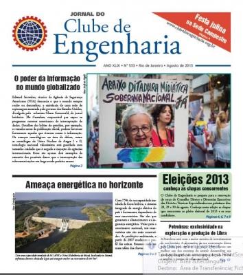 Jornal do Clube - Edição 533 - Ago/13