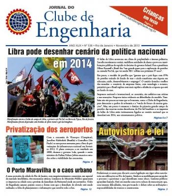 Jornal do Clube - Edição 536 - Nov/13