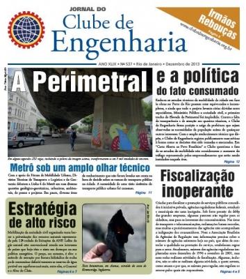 Jornal do Clube - Edição 537 - Dez/13