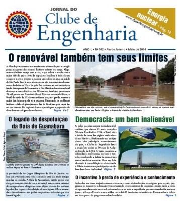 Jornal do Clube - Edição 542 - Mai/14