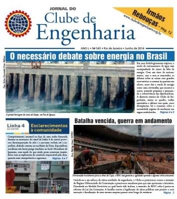 Jornal do Clube - Edição 543 - Jun/14