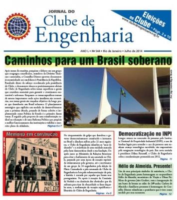 Jornal do Clube - Edição 544 - Jul/14