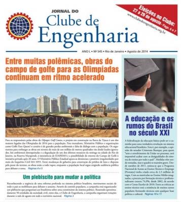 Jornal do Clube - Edição 545 - Ago/14