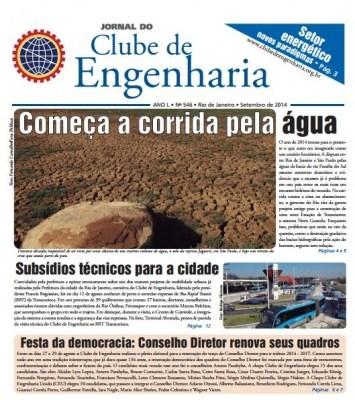 Jornal do Clube - Edição 546 - Set/14