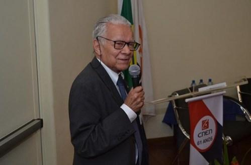 Rex Nazaré e a história da energia nuclear brasileira
