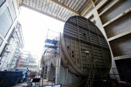 Marinha entregará em três anos o protótipo em terra do Submarino Nuclear Brasileiro