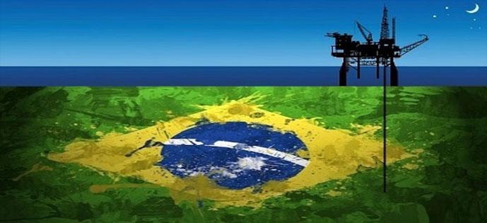 pré-sal brasil arte