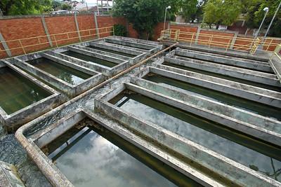 Estrutura tarifária de água e esgoto