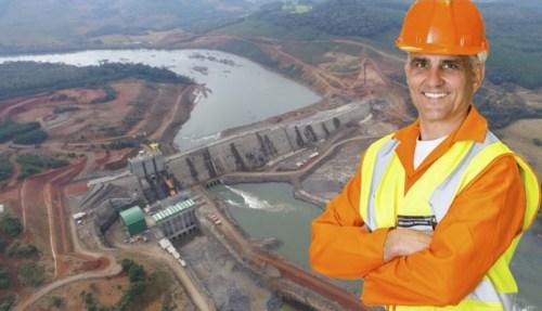 Vagas para engenheiros em projetos e obras de infraestrutura hídrica pela Nova Engevix