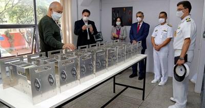 USP e Marinha do Brasil se preparam para produzir ventiladores pulmonares