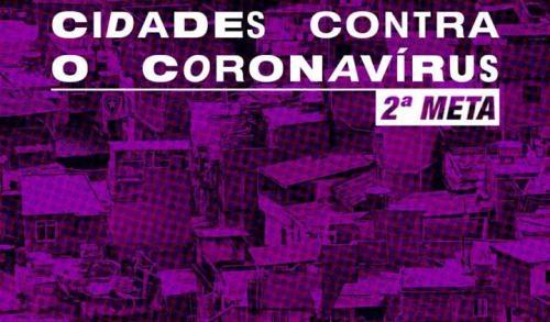 Cidades Contra o Coronavírus: campanha chega à segunda fase para ajudar mais famílias do Rio