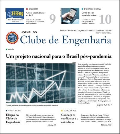 Jornal do Clube de Engenharia nº 613