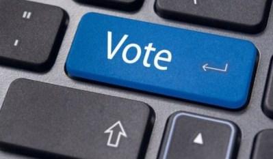 Eleição pela internet, um sucesso
