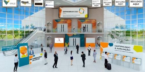 CPRM convida para stand virtual na Exposibram 2020