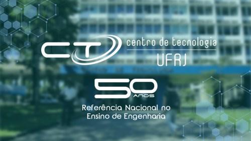 50 anos do Centro de Tecnologia da UFRJ