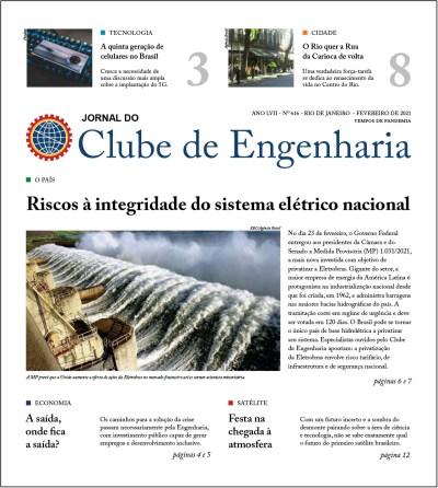 Jornal do Clube de Engenharia nº 616