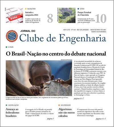 Jornal do Clube de Engenharia nº618