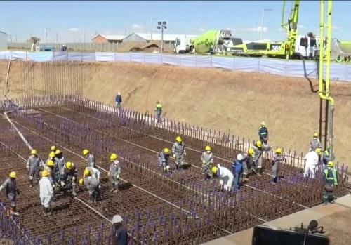 Bolívia inicia construção de reator nuclear único no mundo