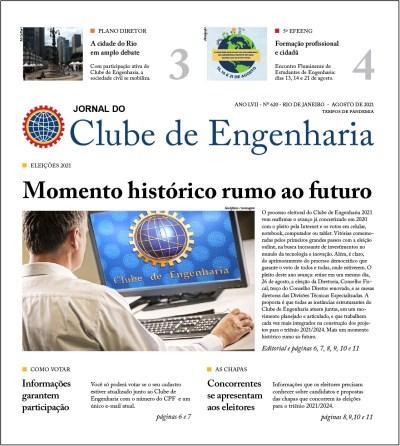 Jornal do Clube de Engenharia nº620