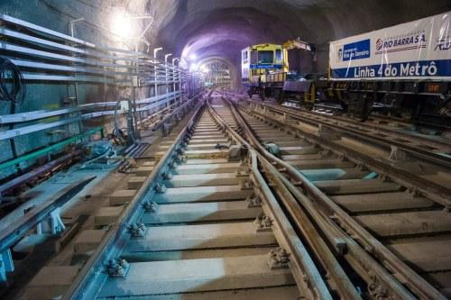 Estação Gávea do Metrô: perspectivas de conclusão da obra