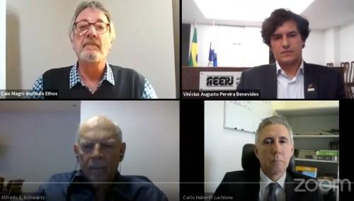 AEERJ debate transparência nas contratações públicas