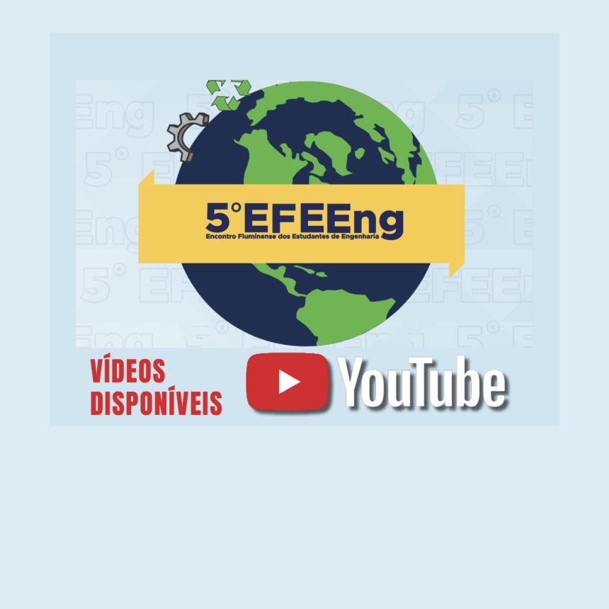 EFEEng comemora 5 anos e debate temas centrais para o Brasil; vídeos disponíveis