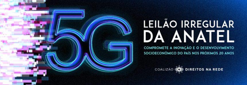 Posicionamento da CDR sobre a implementação do 5G no Brasil