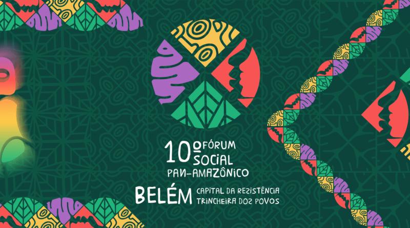 Encontro de Saberes -  10º Fórum Social Pan Amazônico (FOSPA)