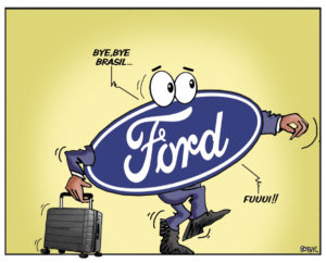 Charge do Pater Ford