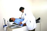 Orientação e atendimento Médico