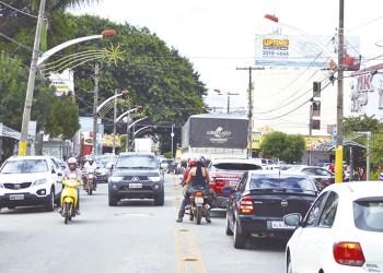 Frota municipal continua em crescimento e causa preocupações