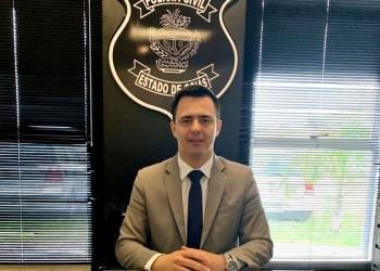Delegado Regional da Polícia Civil em Anápolis, Pedro Caires